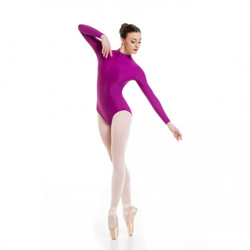 A leotard for ladies Sheddo model 4041W
