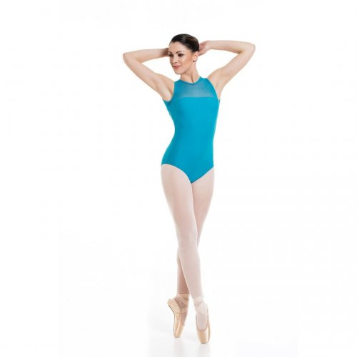 Leotard for ladies Sheddo model 4013W