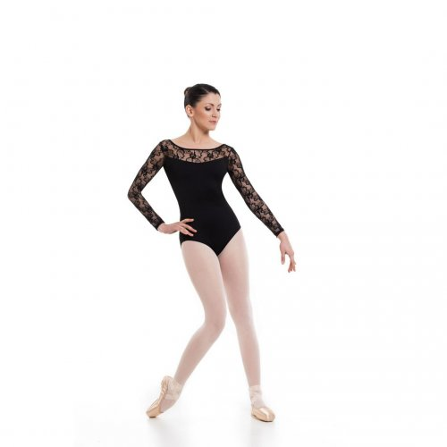 Leotard for ladies Sheddo model 4027W