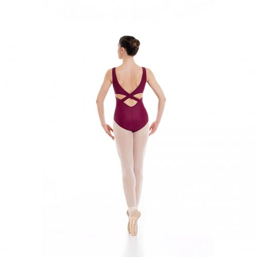 Leotard for ladies Sheddo model 4034W-2