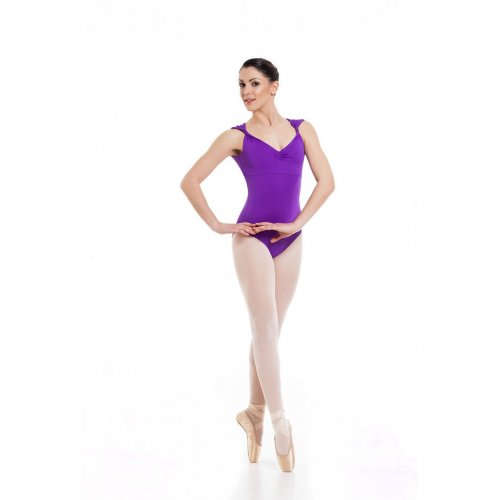 Leotard for ladies Sheddo model 4357W
