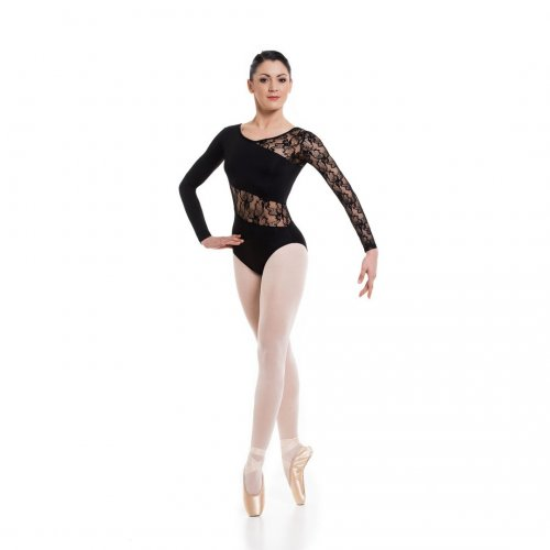 Leotard for ladies Sheddo model 4029W