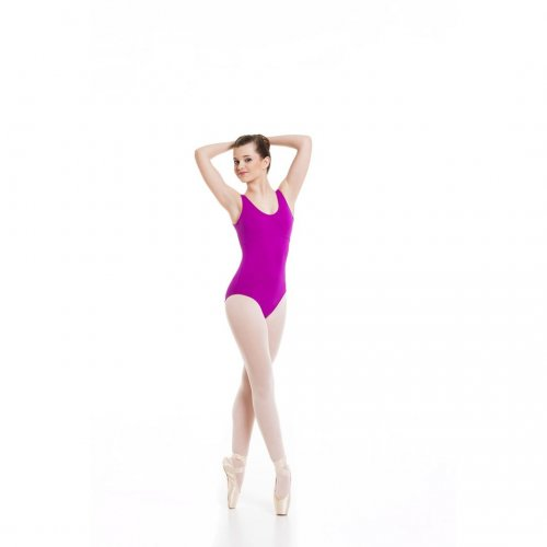 Leotard for ladies Sheddo model 4016W
