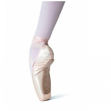 Pointe shoes Merlet model Cloé