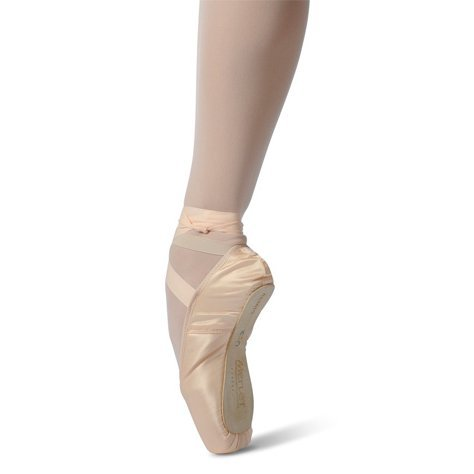 Pointe shoes Merlet model Adagio