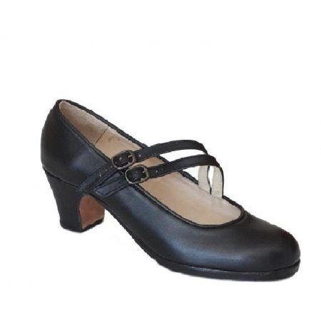 Zapatos Profesionales Modelo Tablao Estilizado - ¡Portes Gratis!