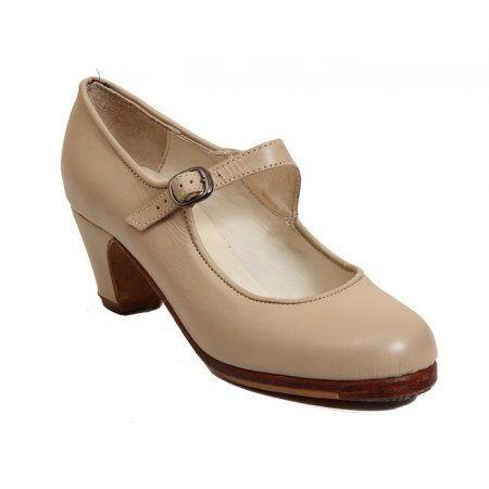 Professional Flamenco Shoes Model Classic + FREE Shipping!