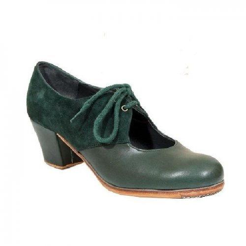 Professional Flamenco Shoes Model Chapin Partido