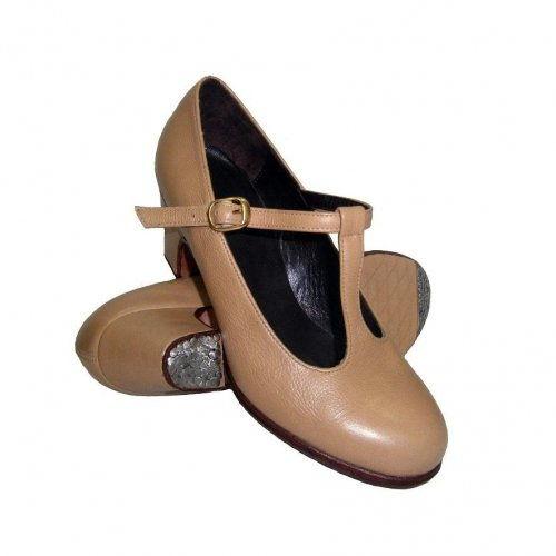 Professional Flamenco Shoes Model Tango Cerrado