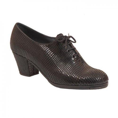 Professional Flamenco Shoes Model Alhambra Serpiente