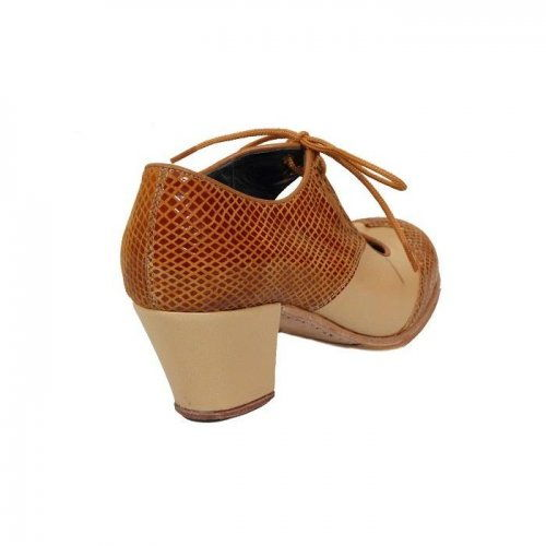 Professional Flamenco Shoes Model Chapin Serpiente-4