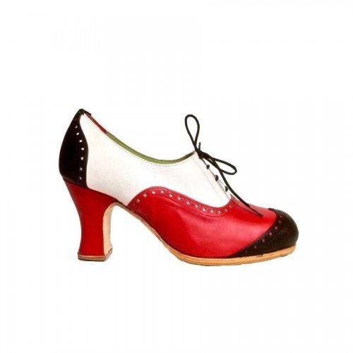 Παπουτσια Φλαμενκο Professional Mοντελο 387P
