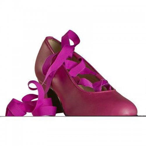 Semi Professional Flamenco Shoes Model 270