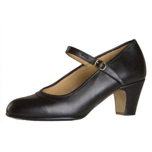 Semi Professional Flamenco Shoes Model 250