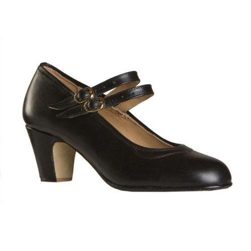 Semi Professional Flamenco Shoes Model 251