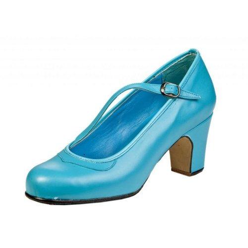 Semi Professional Flamenco Shoes Model 253