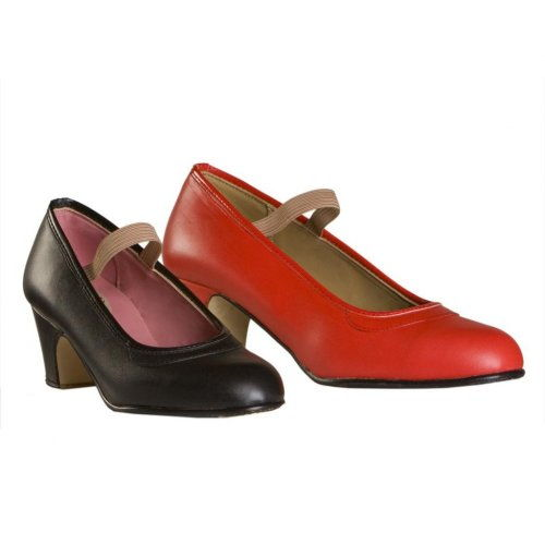 Semi Professional Flamenco Shoes Model 260