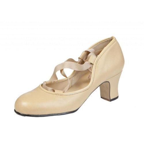 Semi Professional Flamenco Shoes Model 265