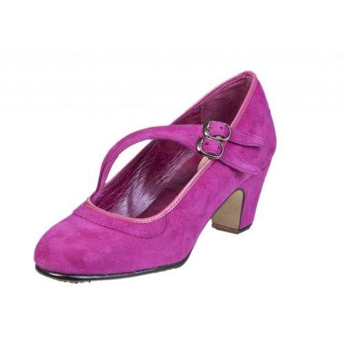 Semi Professional Flamenco Shoes Model 252